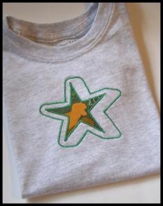 Star Dino Tee - Giveaway Tee