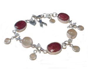Belle Pearl's - Lisa's Hope bracelet