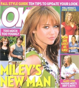 OK! Magazine & Baby Swags