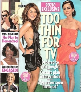 Us Weekly, Baby Swags & Jessica Alba
