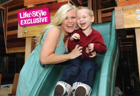 Life & Style Weekly - Exclusive Baby Shower for Alison Sweeney