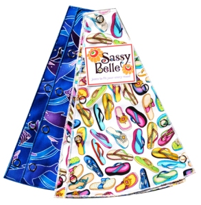 Sassy Belle Jean Panels