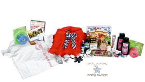 "The ""Rockin Lollipop Lounge"" Celebrity Tween/Teen VIP Gift Bag"
