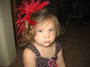 feather headbands and clips coming soon by Creative Clips by Colleen