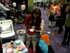 Jennifer Stone Signing